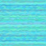 Abstrakta Wodny tło w cieniach błękit i royalty ilustracja
