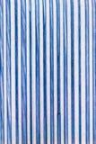 Abstrakta wzór - błękitni lampasy Obraz Royalty Free