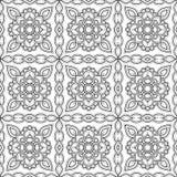 Abstrakta wzór dla barwić doodle Zdjęcie Royalty Free