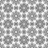 Abstrakta wzór dla barwić doodle Fotografia Stock
