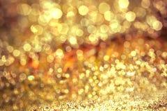 Abstrakta zamazanego bokeh naturalny oświetleniowy tło zdjęcie stock