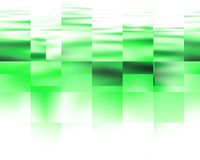 Abstrakta zielony tło ilustracji