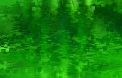 Abstrakta zielony tło Zdjęcia Stock