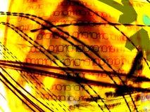 Abstrakte Abbildung Lizenzfreies Stockbild
