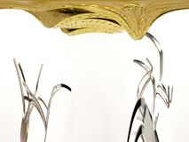 Abstrakte Abbildung Stockbild