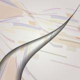 Abstrakte Abbildung, bunte Zusammensetzung. Lizenzfreie Stockbilder