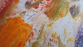 Abstrakte Acrylanschläge auf Oberfläche Digitales Papier des Kontrastschattens Schmutzhintergrund für Plakat, Dekor, Innenraum vektor abbildung
