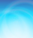 Abstrakte Aqua Background Vector Iillustration Lizenzfreie Stockfotografie