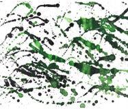 Abstrakte Aquarellzeichnung Stockbilder