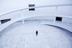 Abstrakte Architektur Stockfoto