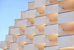 Abstrakte Architektur. stockbilder