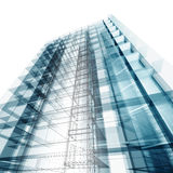 Abstrakte Architektur Stockfotografie