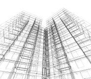 Abstrakte Architektur Stockfotos