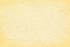 Abstrakte beige Papierbeschaffenheit Lizenzfreies Stockbild