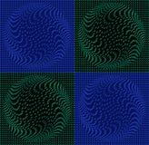 Abstrakte Bereiche vektor abbildung