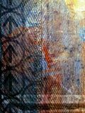 Abstrakte Beschaffenheit Nr. 1 Stockfoto