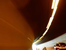 Abstrakte Bewegung unscharfes Licht Stockfoto