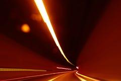 Abstrakte Bewegung unscharfes Licht Stockbilder