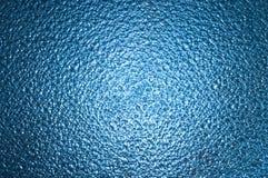 Abstrakte blaue Beschaffenheit Stockfotografie