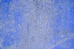 Abstrakte blaue Beschaffenheit Stockfotos