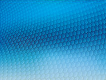 Abstrakte blaue Hintergrundbeschaffenheit Stockfotos