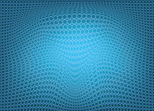 Abstrakte blaue Hintergrundbeschaffenheit Stockbilder
