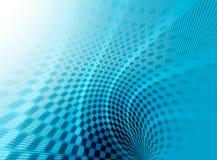 Abstrakte blaue Hintergrundgraphiken für Design Lizenzfreies Stockfoto