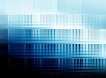 Abstrakte blaue Hintergrundgraphiken für Design Stockfoto