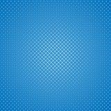 Abstrakte blaue Hintergrundvektorabbildung Lizenzfreies Stockfoto