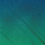 Abstrakte blaue Hintergrundweinlese-Schmutzwand Stockfotografie