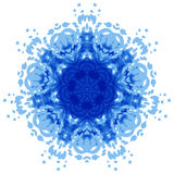 Abstrakte blaue Stelle hintergründe Lizenzfreie Stockfotos