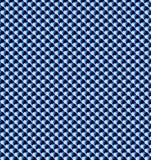Abstrakte blaue weiße Farbmustertapete Lizenzfreie Stockfotografie