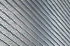 Abstrakte Blendenverschluss-Vorhänge Stockfoto