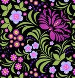 Abstrakte Blume Stockbild