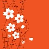 Abstrakte Blume Stockfotografie