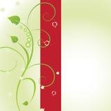 Abstrakte Blume background1 Lizenzfreies Stockbild