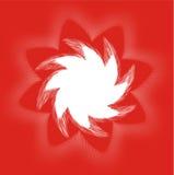 Abstrakte Blume des Hintergrundes Lizenzfreies Stockfoto