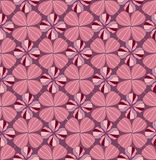 Abstrakte Blumenverzierung. nahtloses Muster Stockfotos
