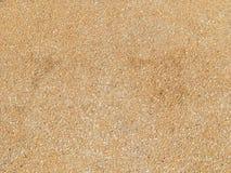 Abstrakte braune Kies- und Zementbodenbeschaffenheit Stockfotografie