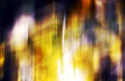 Abstrakte bunte goldene blaue klare Schatten, abstrakte Beschaffenheit Stockbild