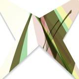 Abstrakte bunte Illustration. Lizenzfreies Stockbild