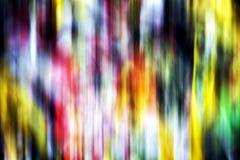 Abstrakte bunte klare Schatten, abstrakte Beschaffenheit Stockfotos