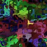 Abstrakte bunte nahtlose Beschaffenheit vektor abbildung