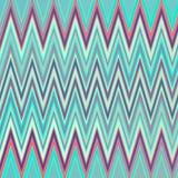 Abstrakte bunte Streifen verlaufen Hintergrund im Zickzack Lizenzfreie Stockfotografie