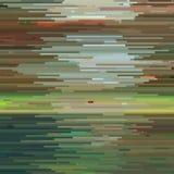 Abstrakte bunte Störschub-Hintergrund-Beschaffenheit Vektor Stockfoto