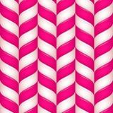 Abstrakte candys nahtloses Muster stock abbildung
