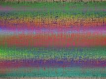 Abstrakte chaotische Farbenrasterfeld-Hintergrundbeschaffenheit, Stockbilder