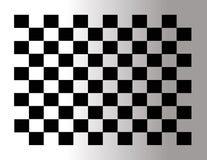 Abstrakte checkered Fliese Stockbild