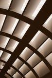 Abstrakte Decke Stockfoto