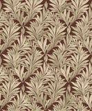 Abstrakte dekorative Blattbeschaffenheit Nahtloser mit Blumenhintergrund De Stockfoto